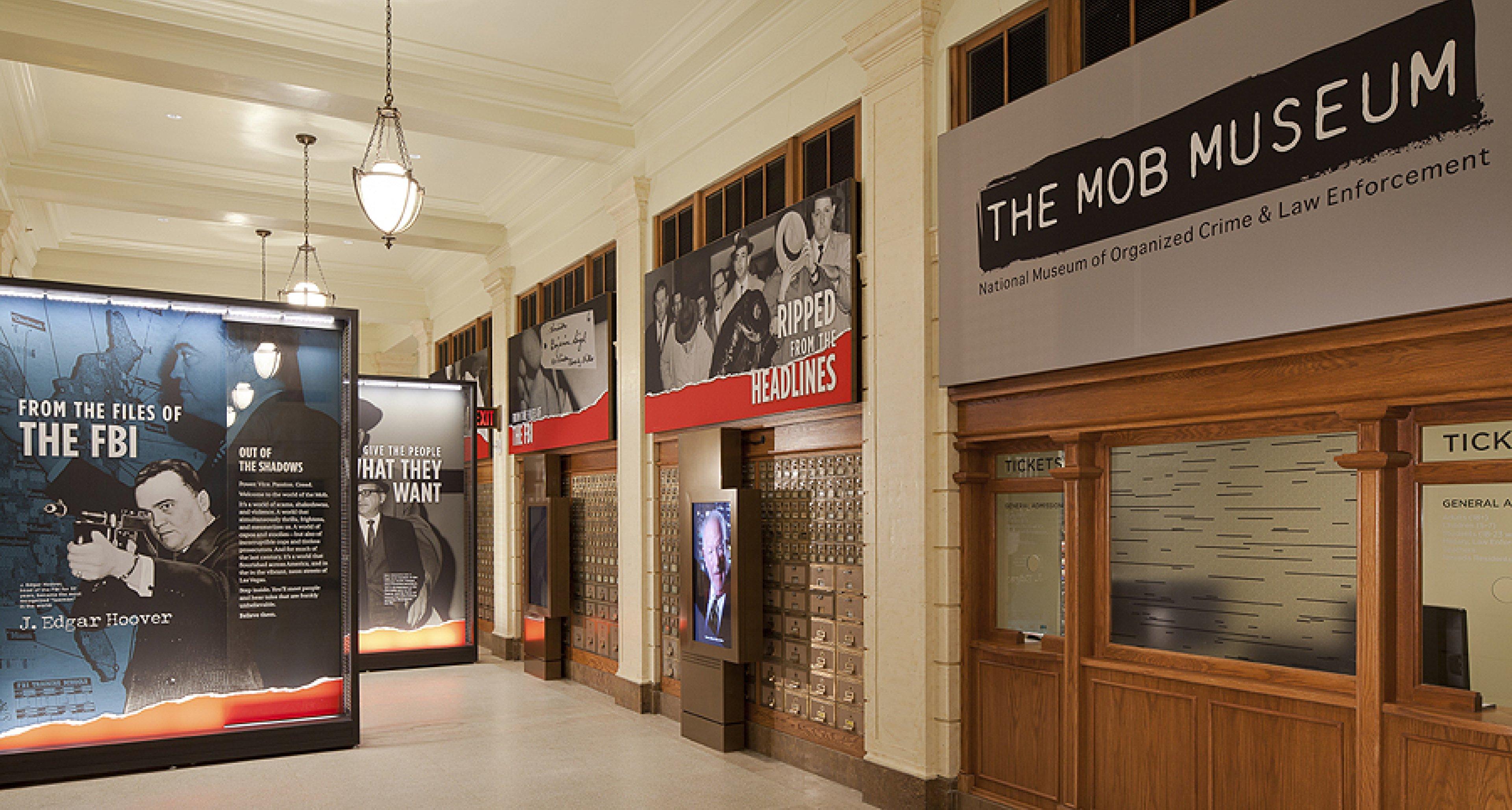 Mafia-Museum in Las Vegas eröffnet