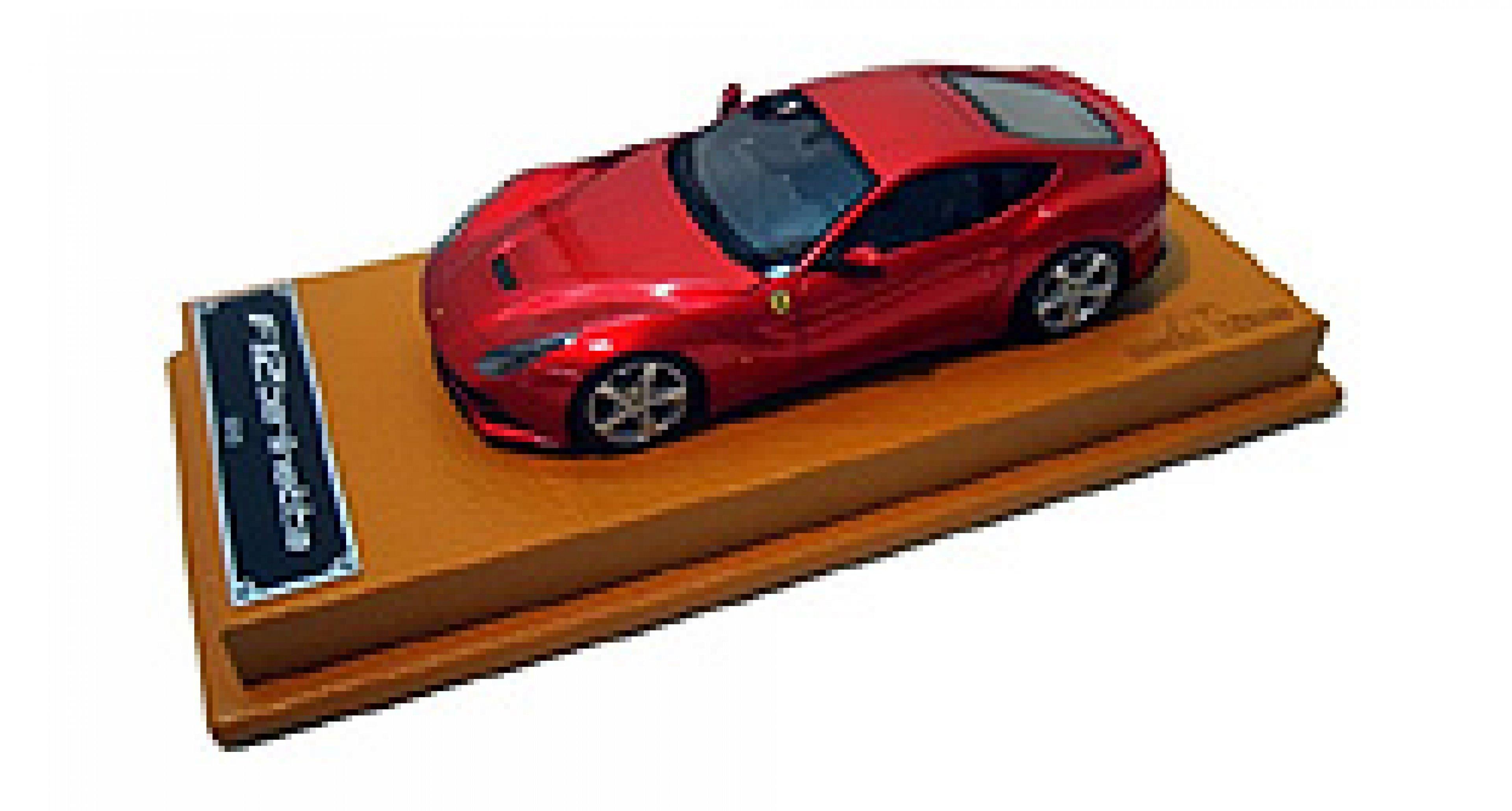 Ferrari F12berlinetta Modelauto: Power-Ferrari im Maßstab 1:43