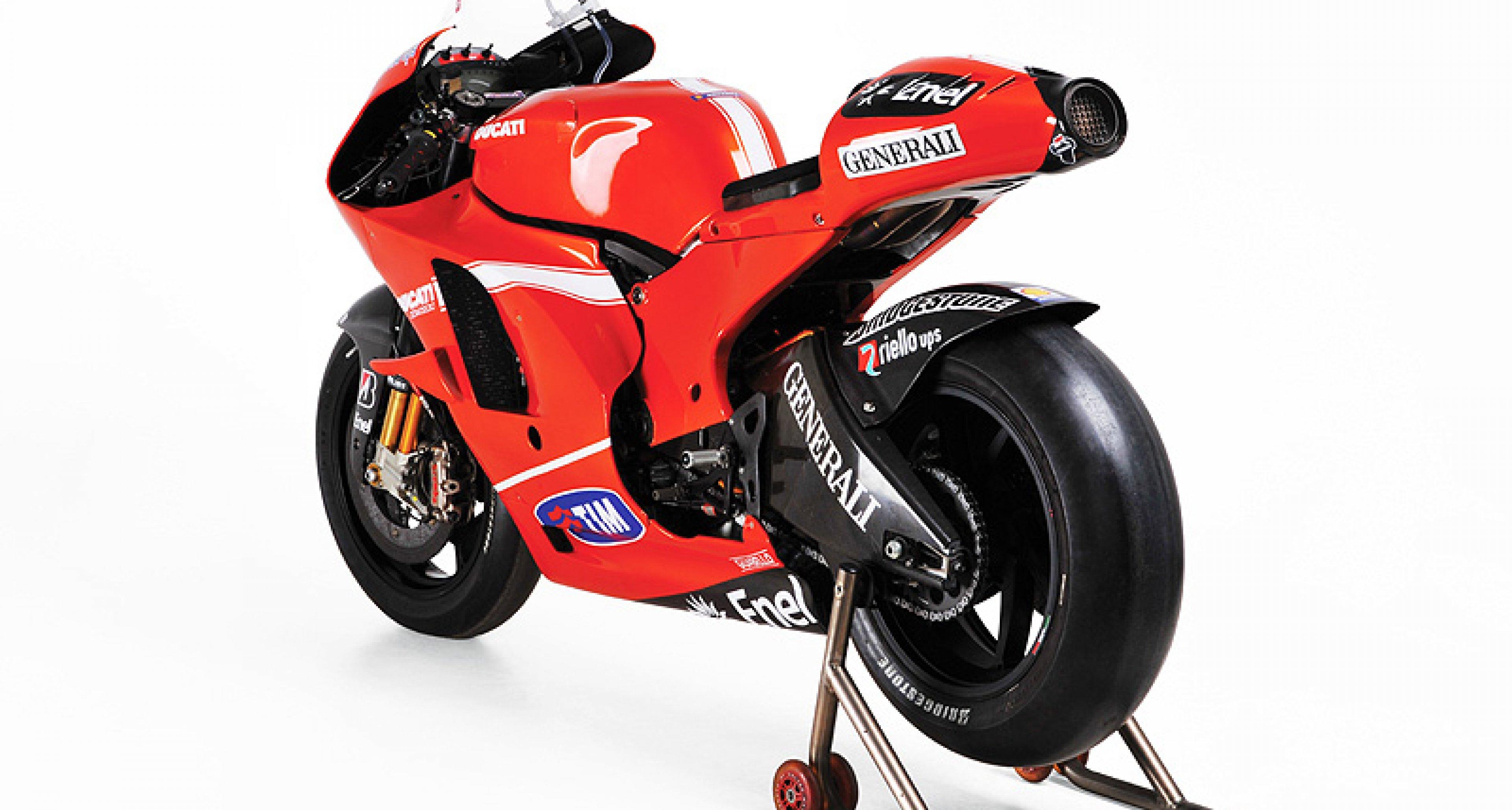 Die Saltarelli Ducati Collection: Underdogs for Sale
