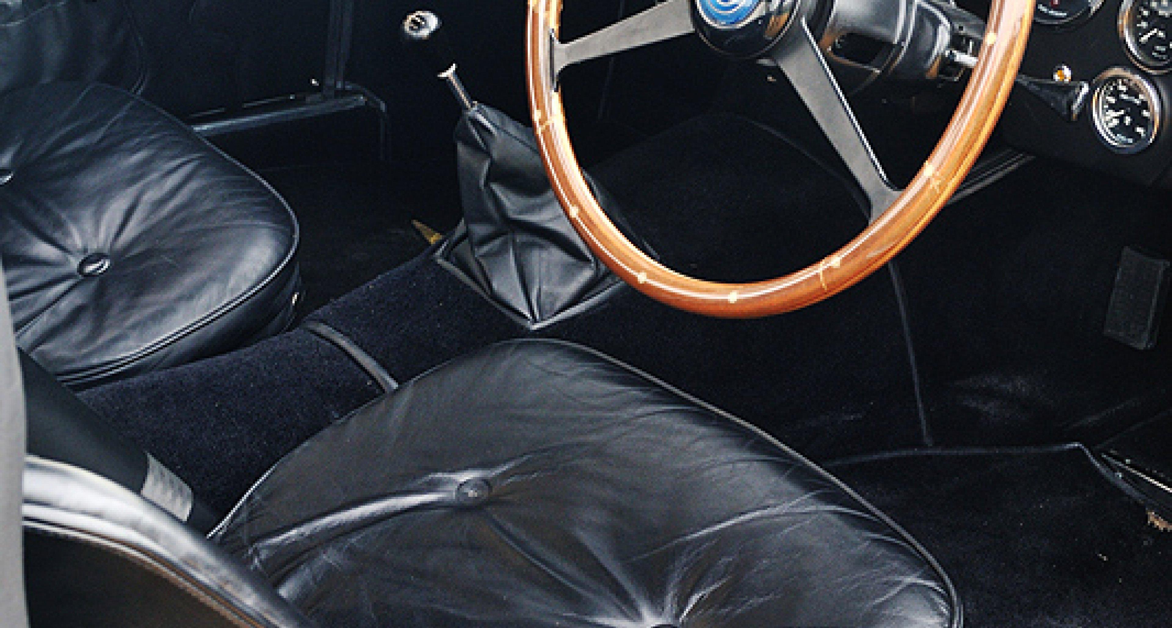 Aston Martin DB4GT Zagato Sanction II: Eine seltene Gelegenheit