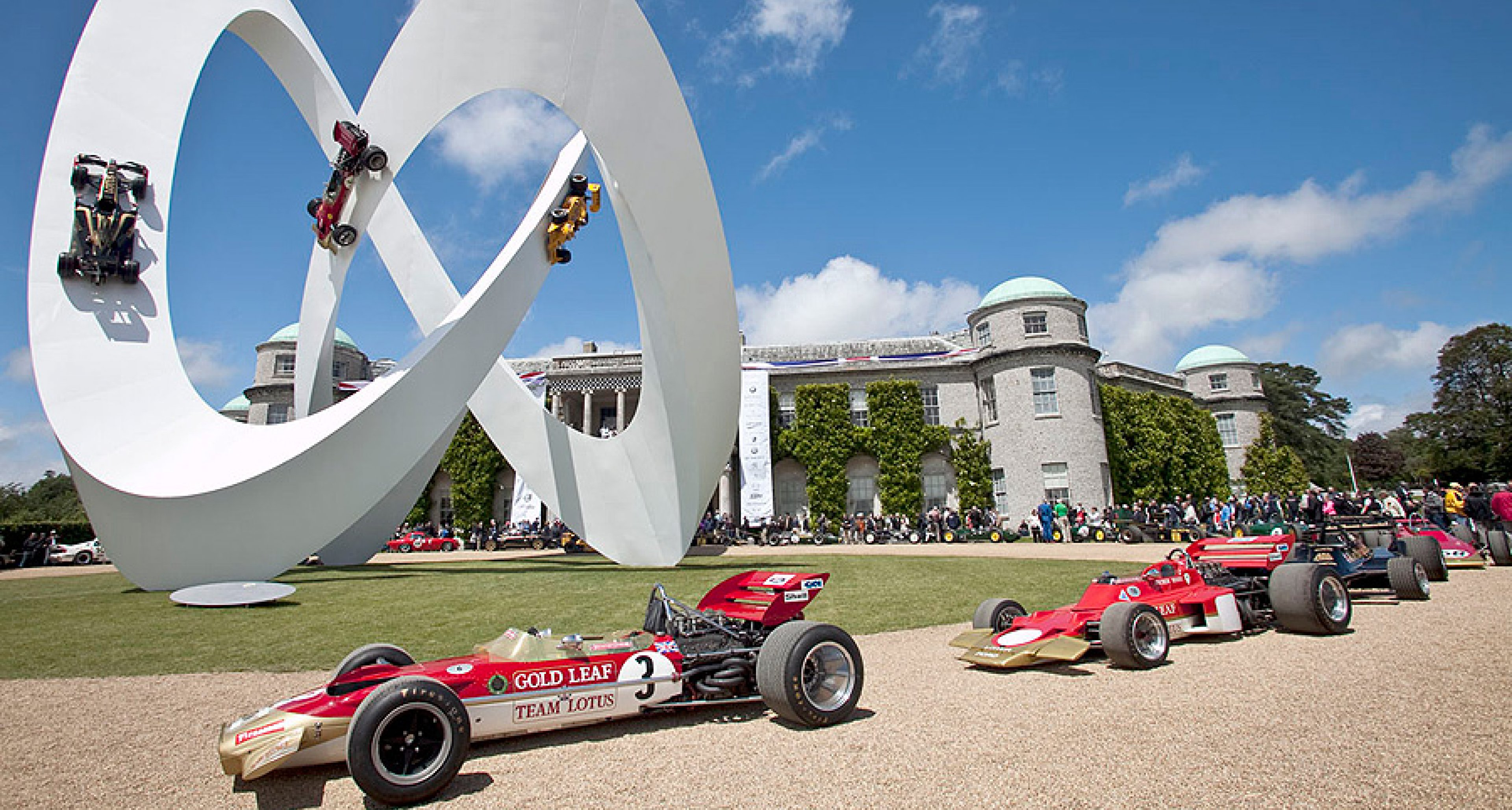 Festival Of Speed >> The 2012 Goodwood Festival Of Speed Classic Driver Magazine