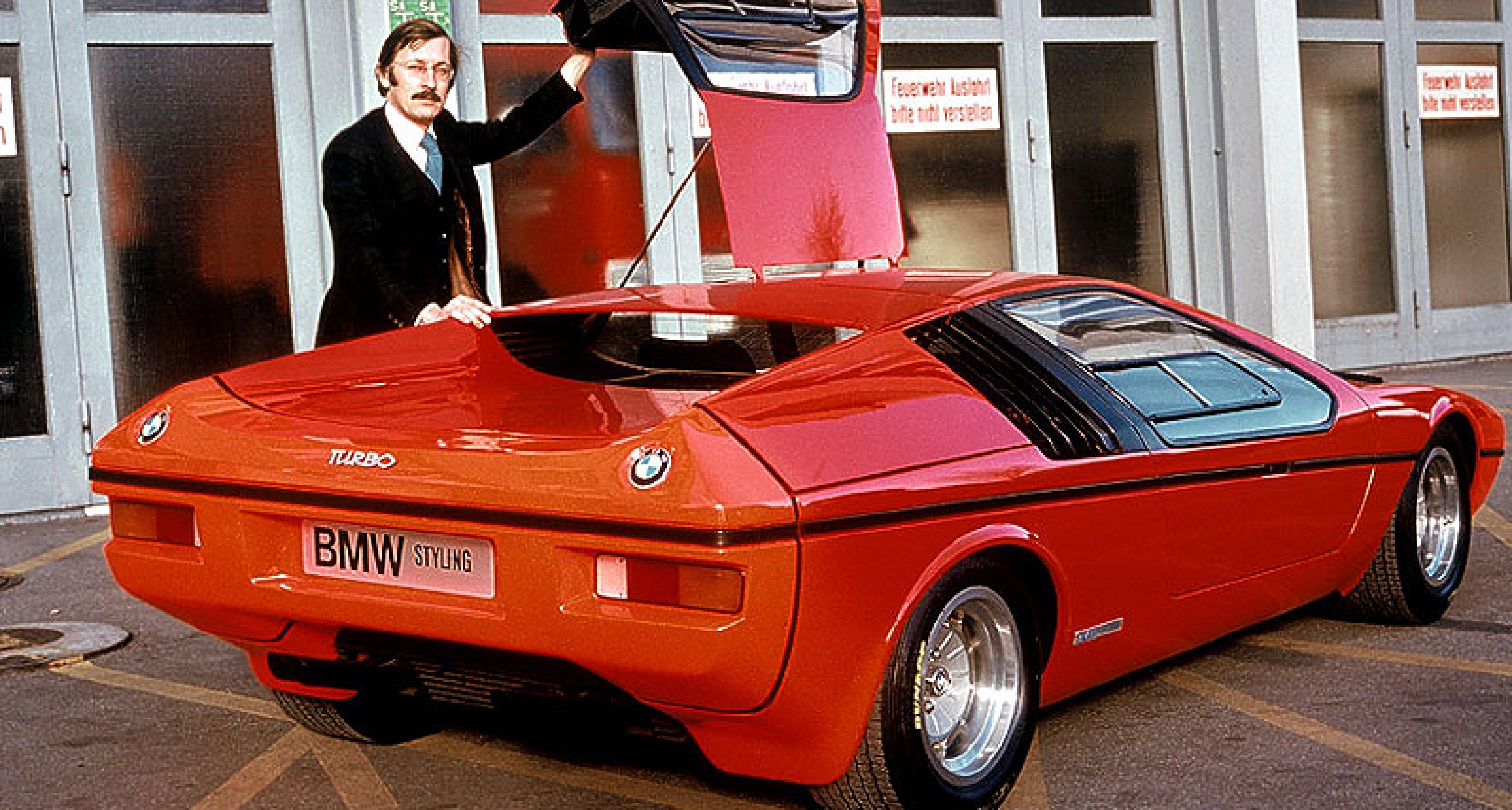 Classic Concepts 1972 Bmw Turbo Classic Driver Magazine