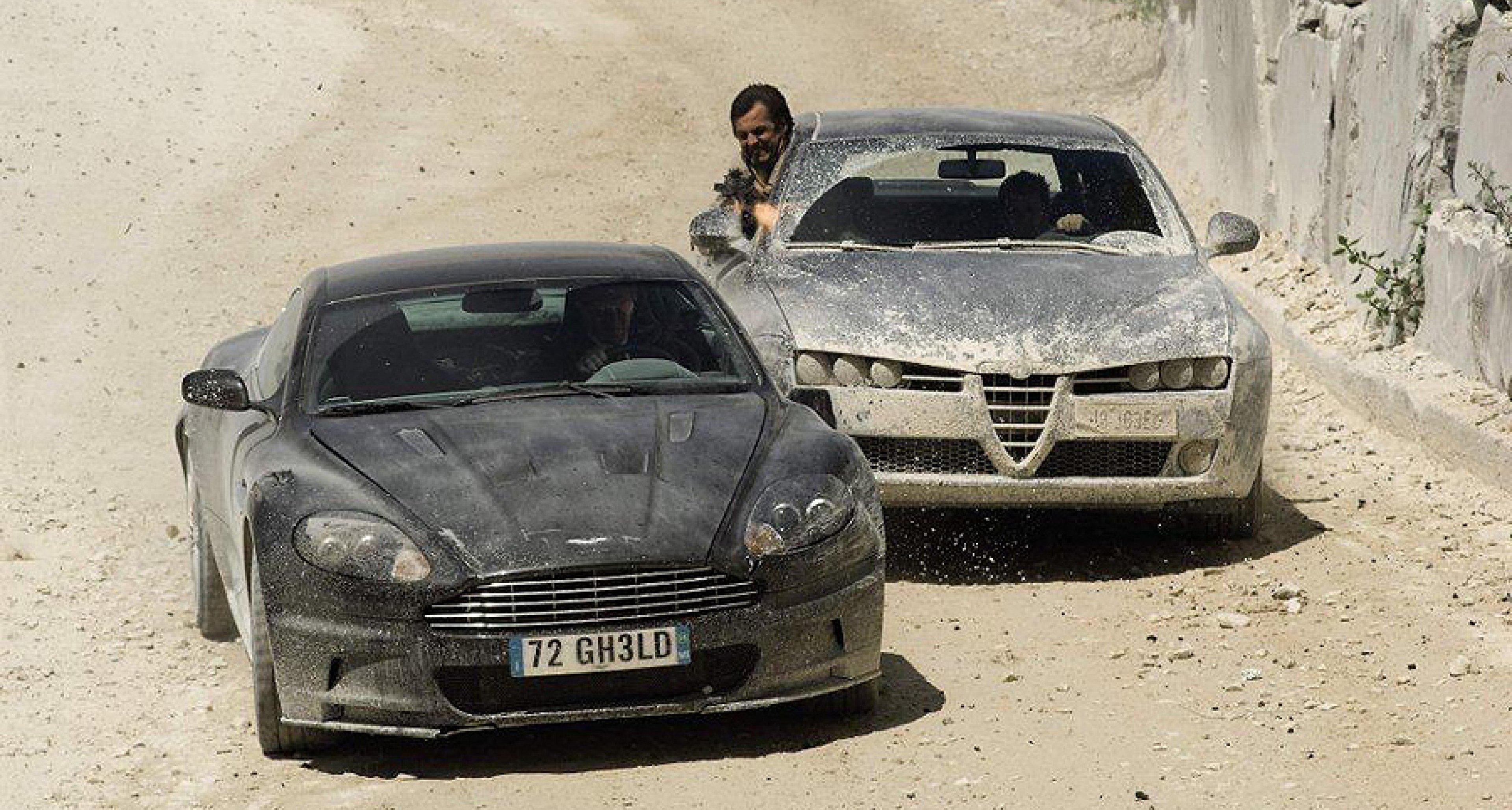 James Bond S Aston Martin Dbs Sells For 163 241 250 Classic