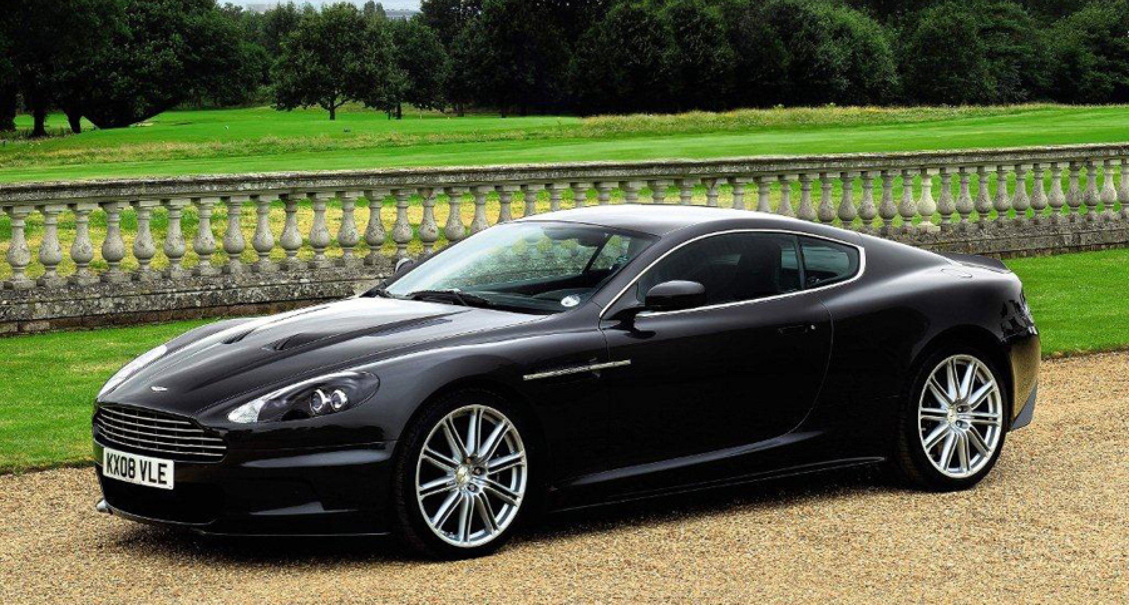 """Christie's versteigert Aston Martin DBS aus """"Ein Quantum Trost"""""""