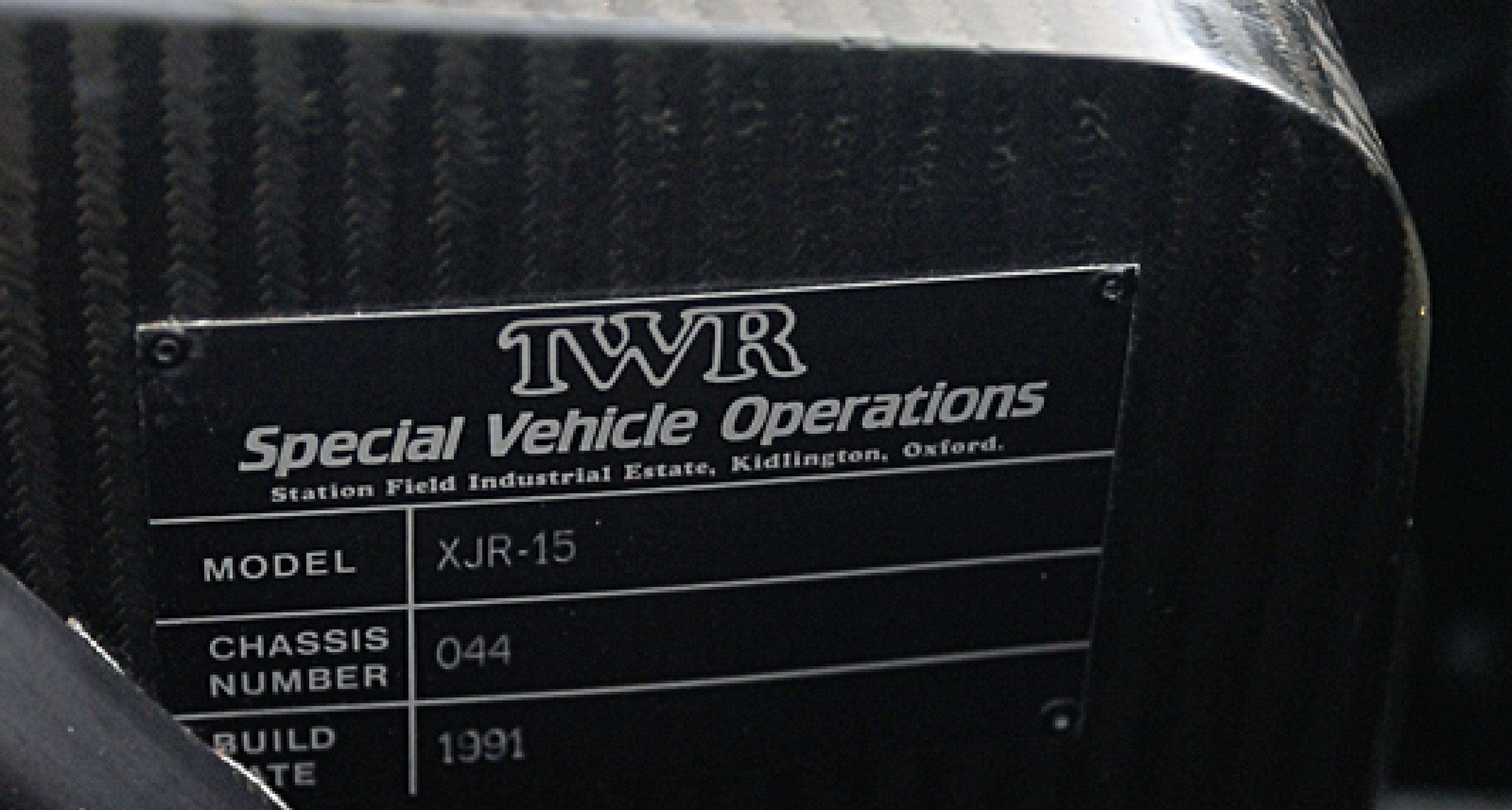 Driven: Jaguar XJR-15
