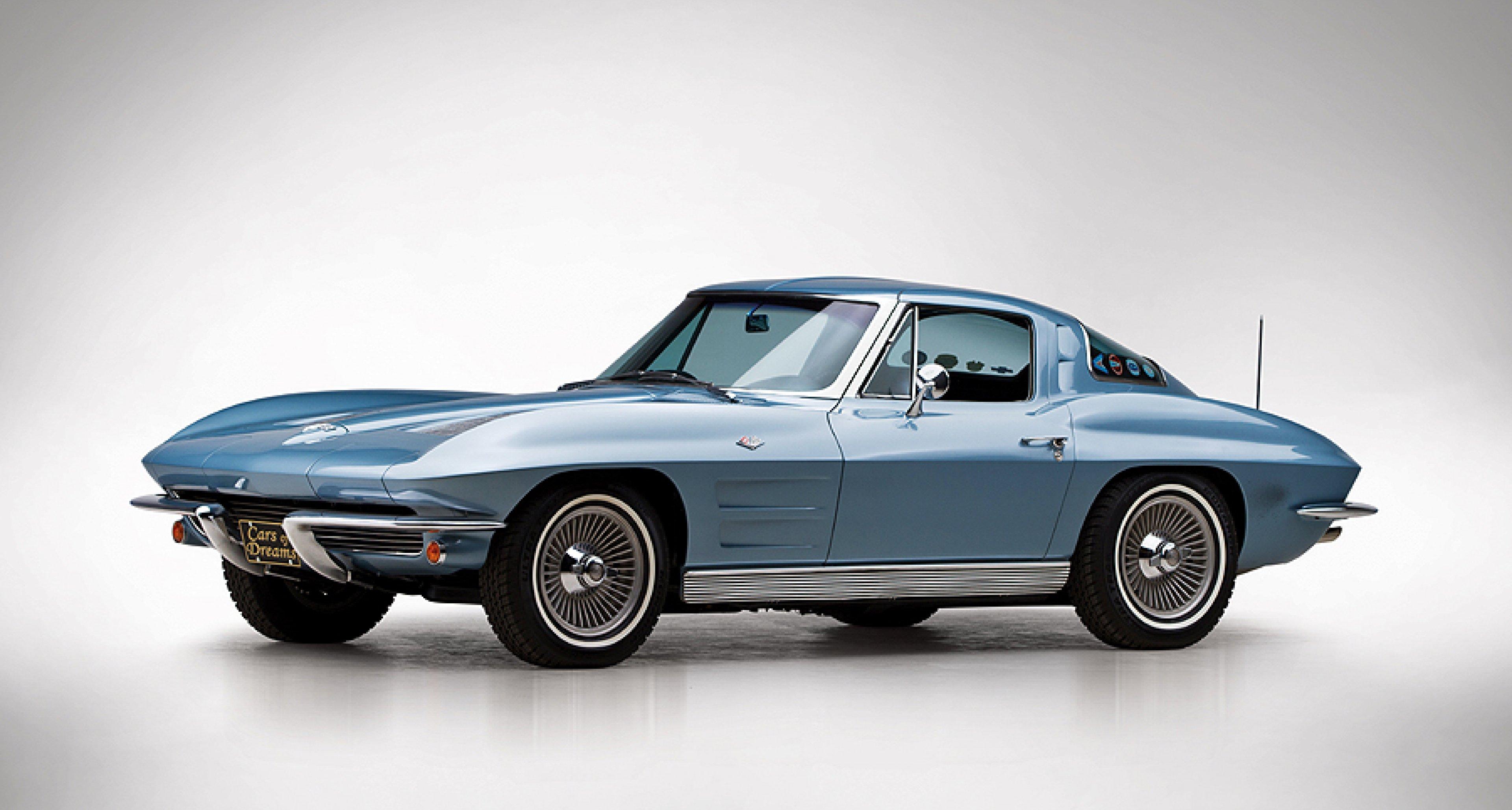 Chevrolet corvette sting ray 39 split window 39 coup for 1967 corvette stingray split window