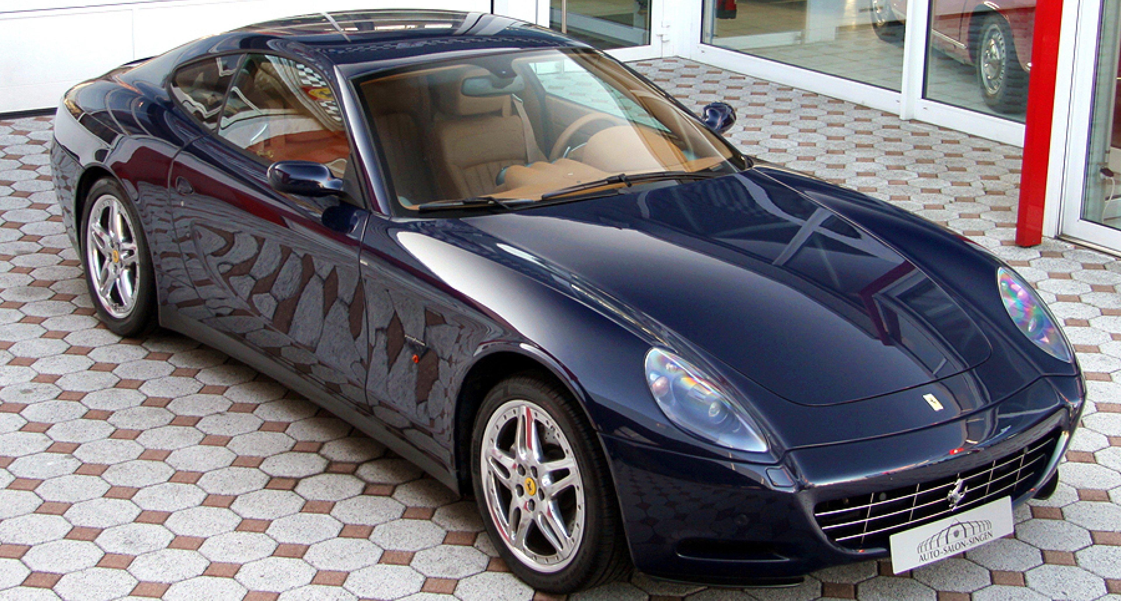 Ferrari 612 sessanta for sale