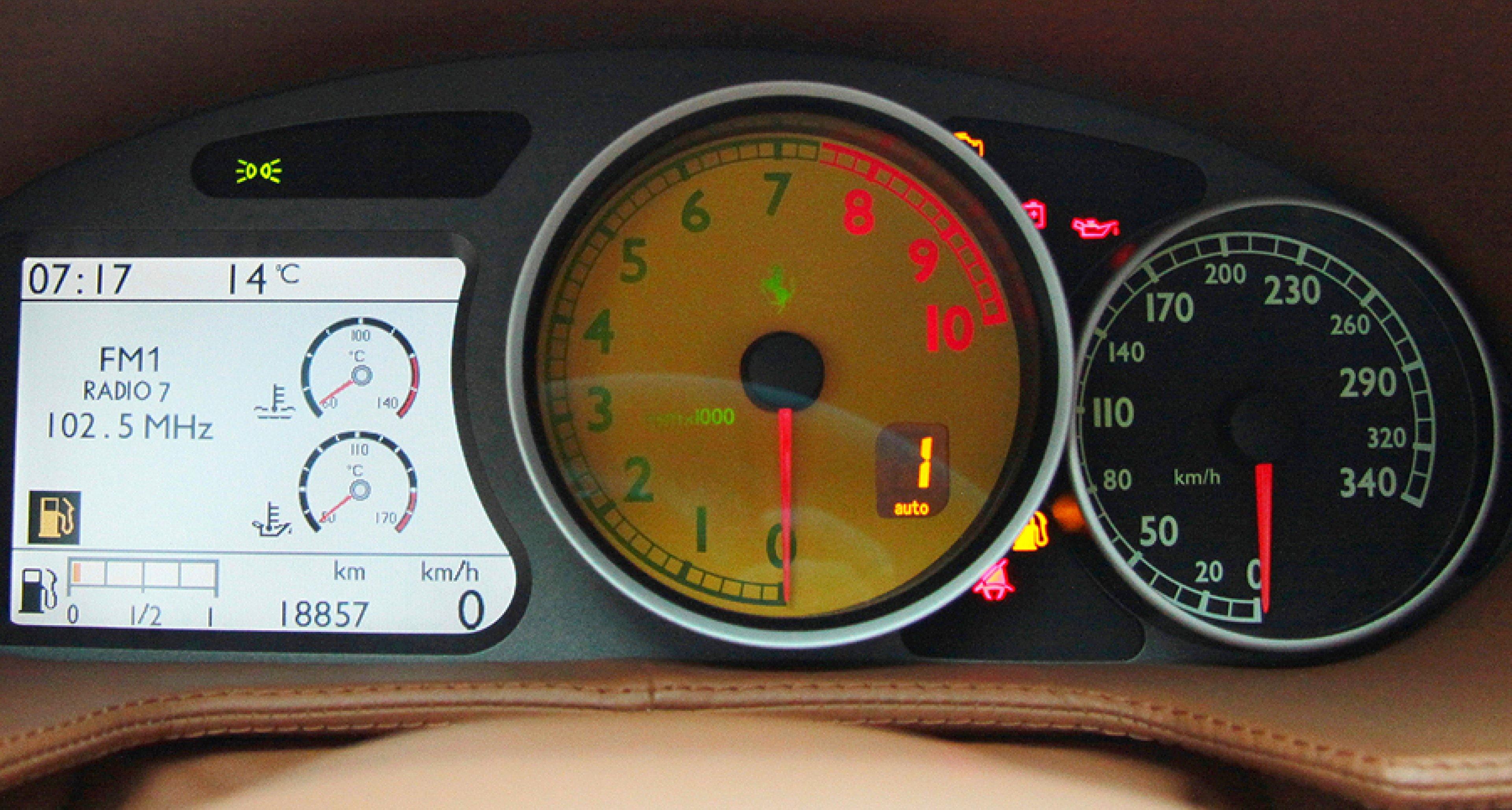 Ferrari 612 Scaglietti: Der erste Ferrari in Detroit