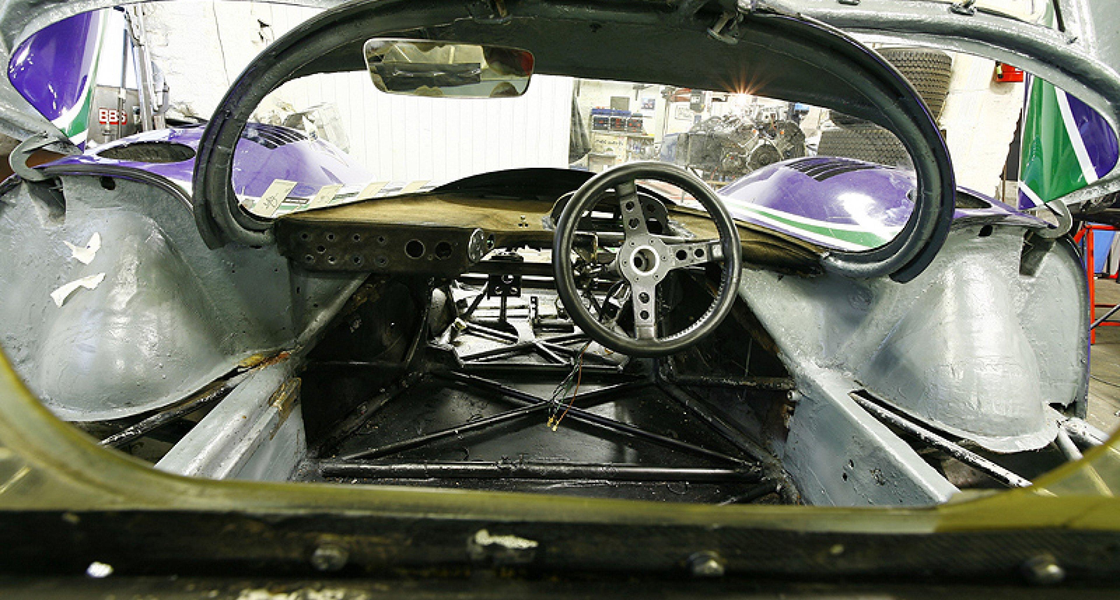 The 'Hippie' Porsche 917-021
