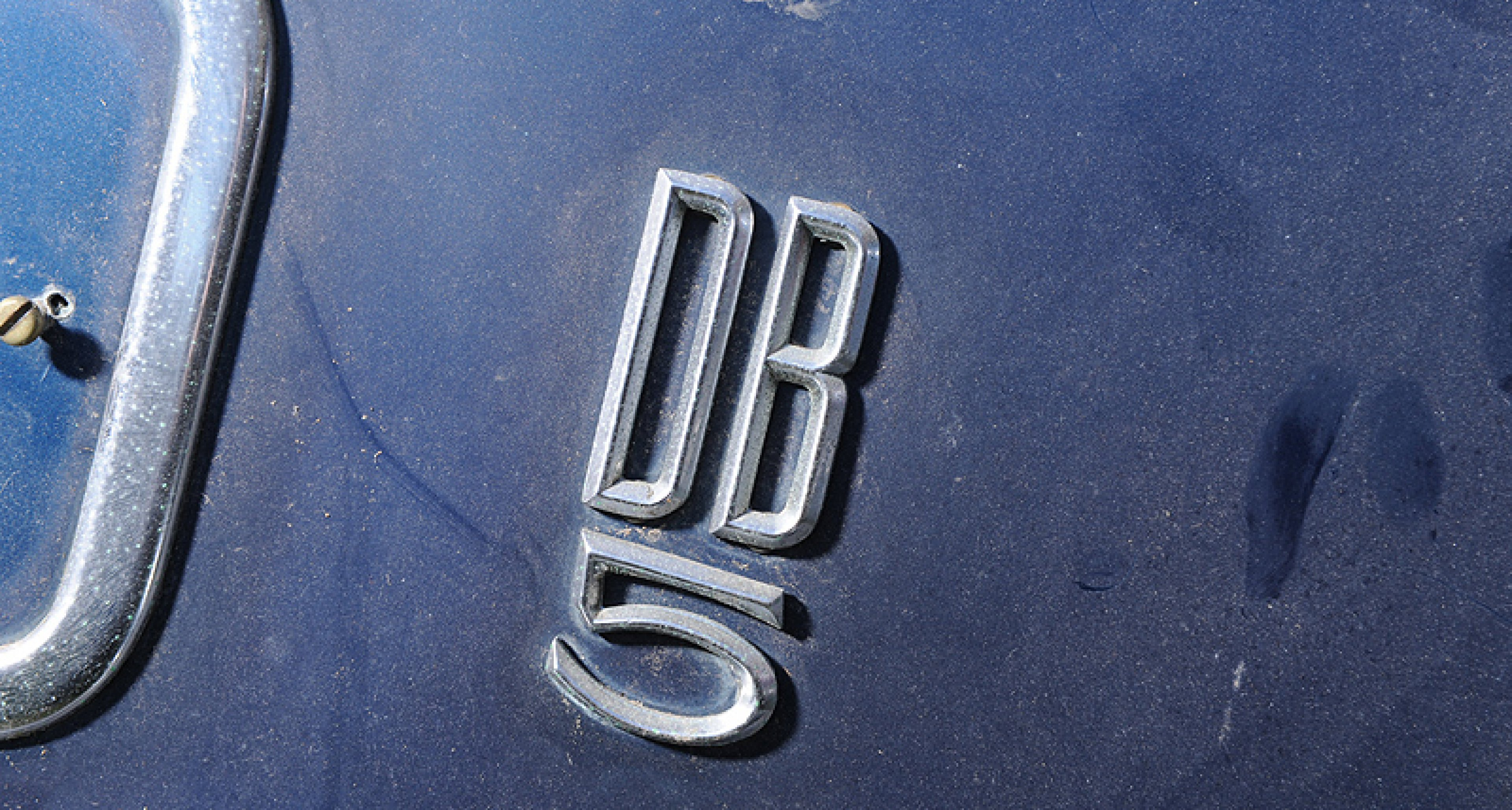 It's 'Barn-Find' Time: DB5 unearthed for Bonhams' 2013 Aston sale