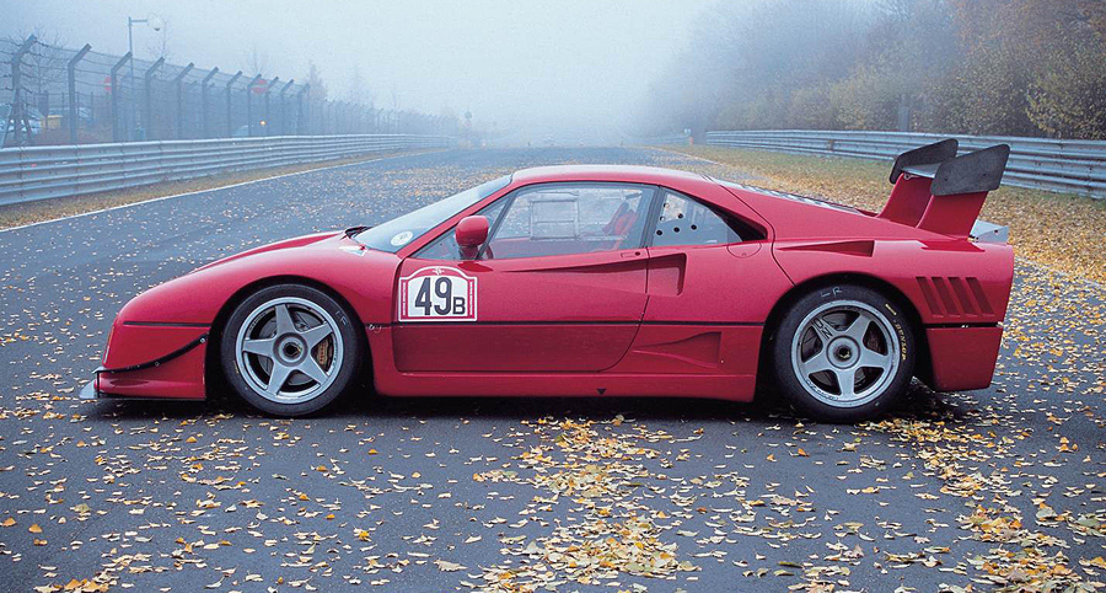 Too Fast to Race \u2013 Ferrari 288 GTO Evoluzione