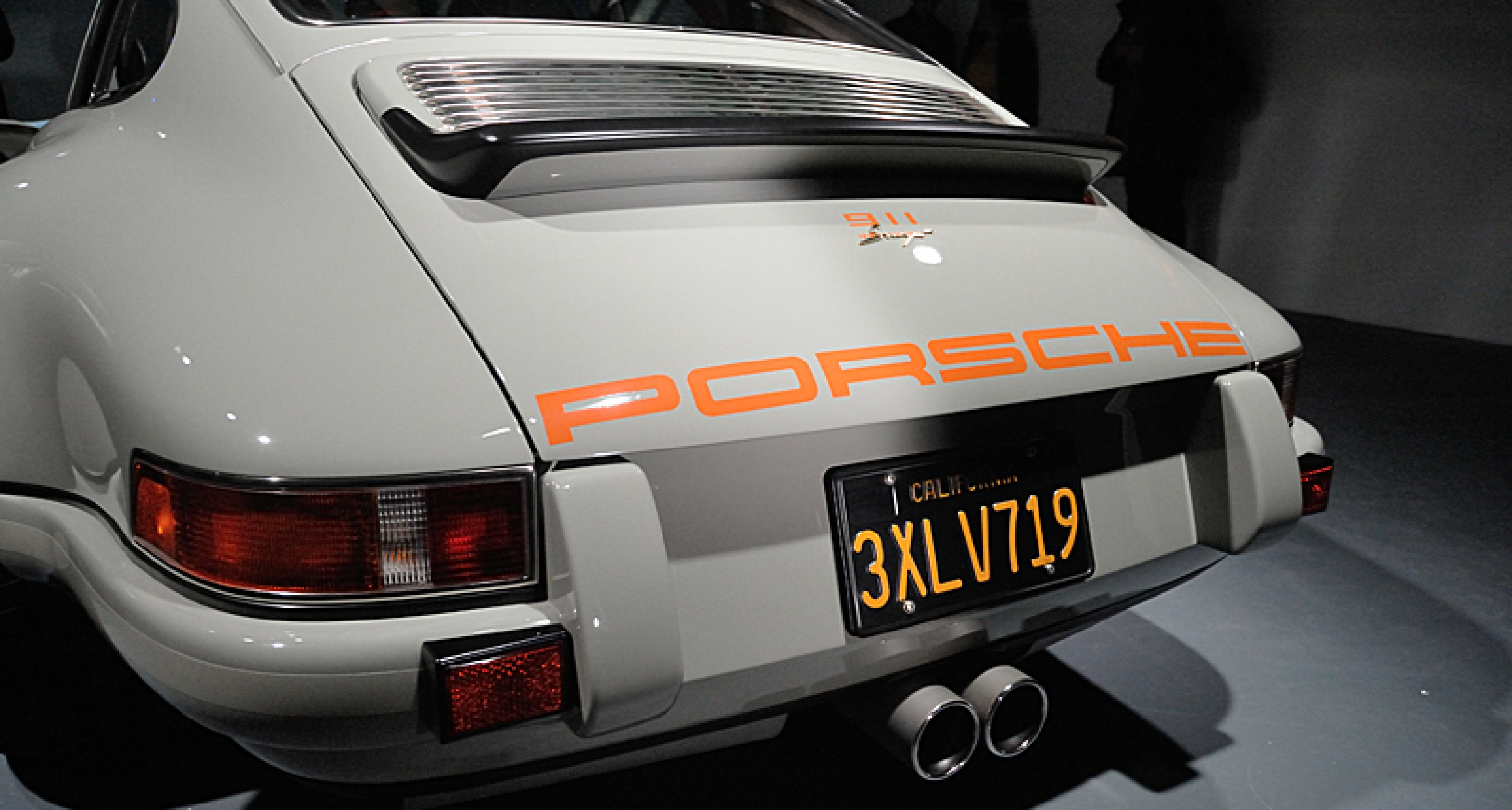 Porsche 911: 'Restored, Reimagined, Reborn' by Singer    and