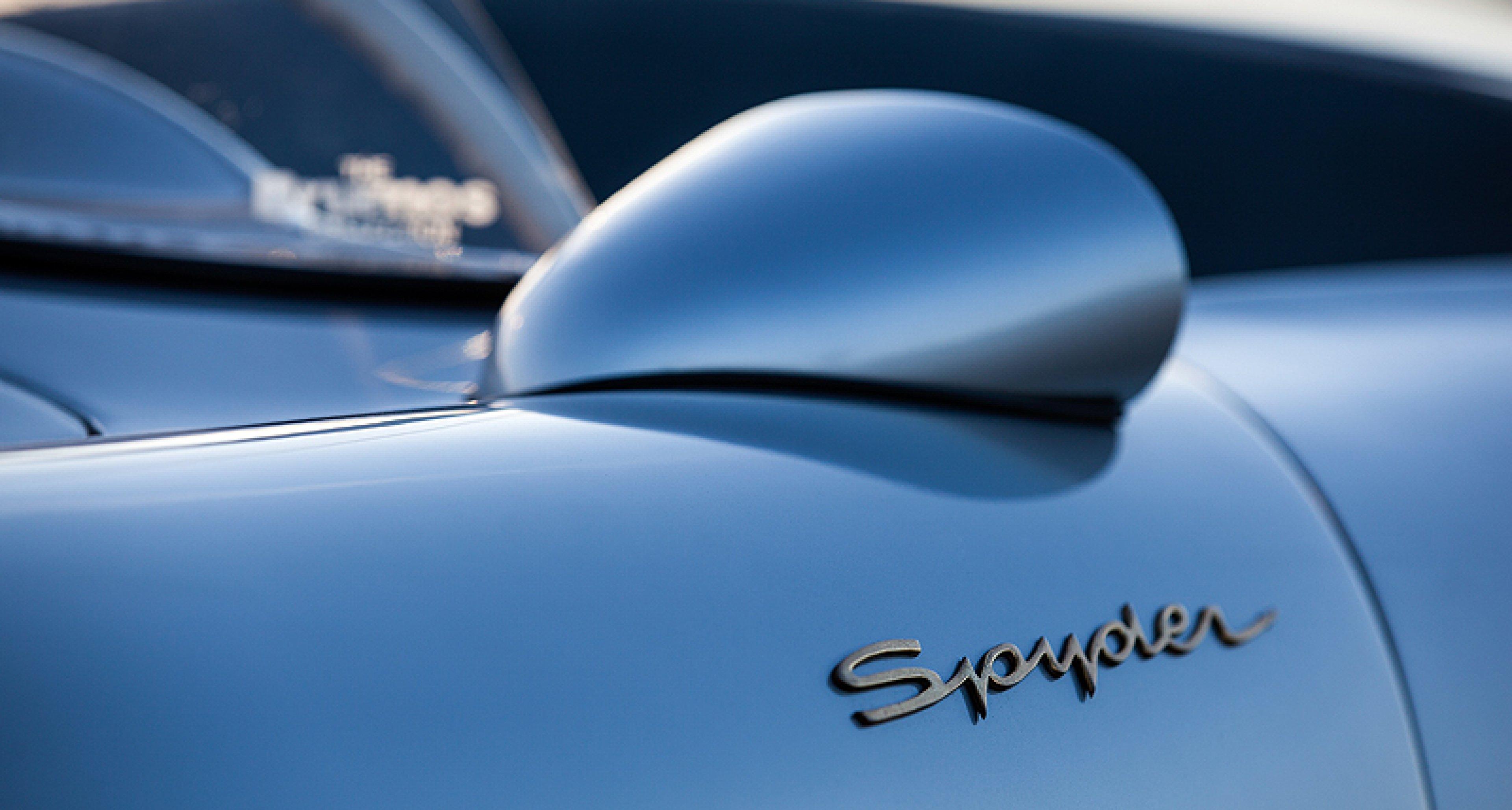 The 'Operation Caracas' Porsche 550 Spyder: Brother of the 'Little Bastard'