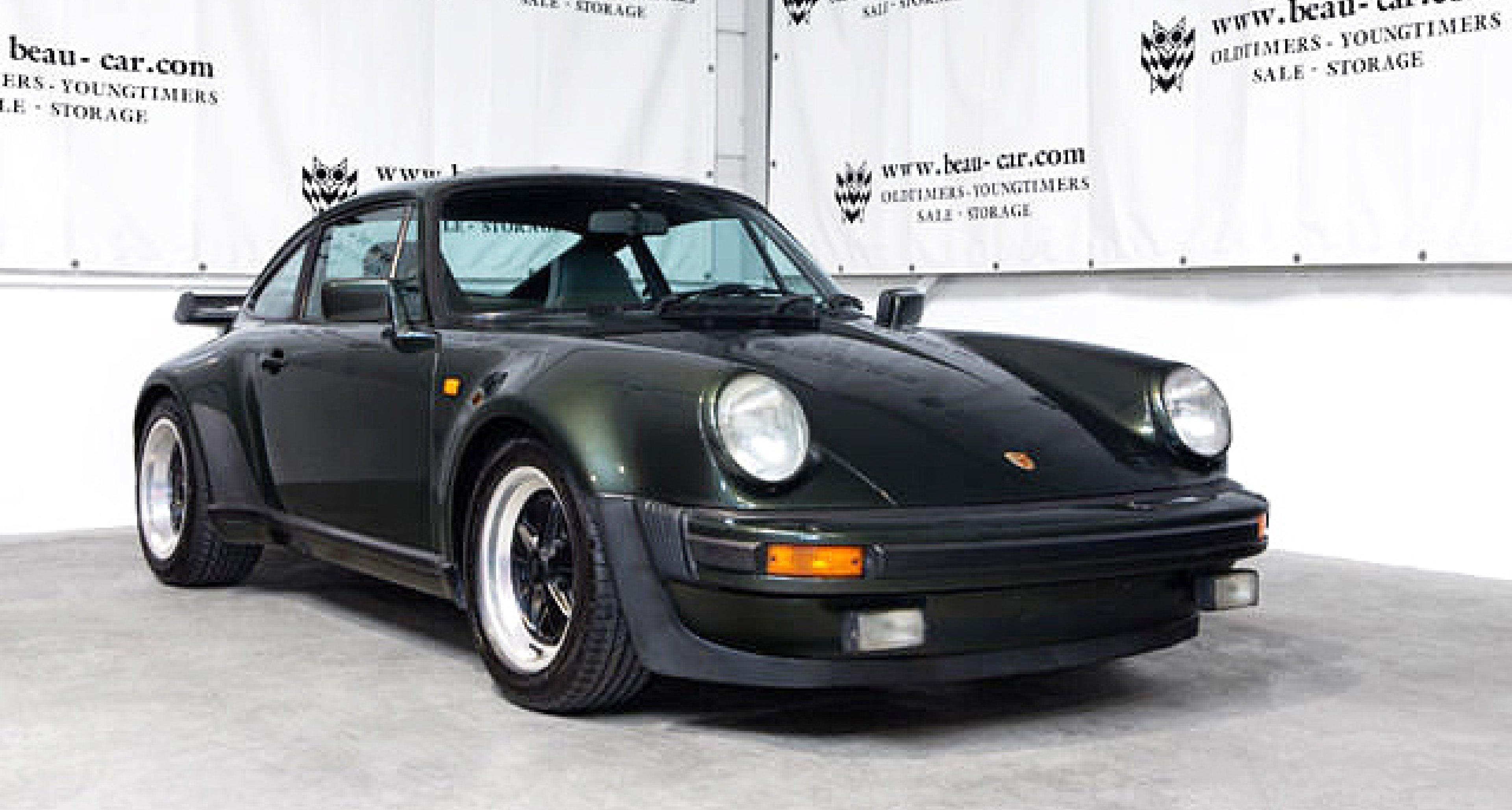 Porsche 911 Turbo Generations: The art of peer pressure