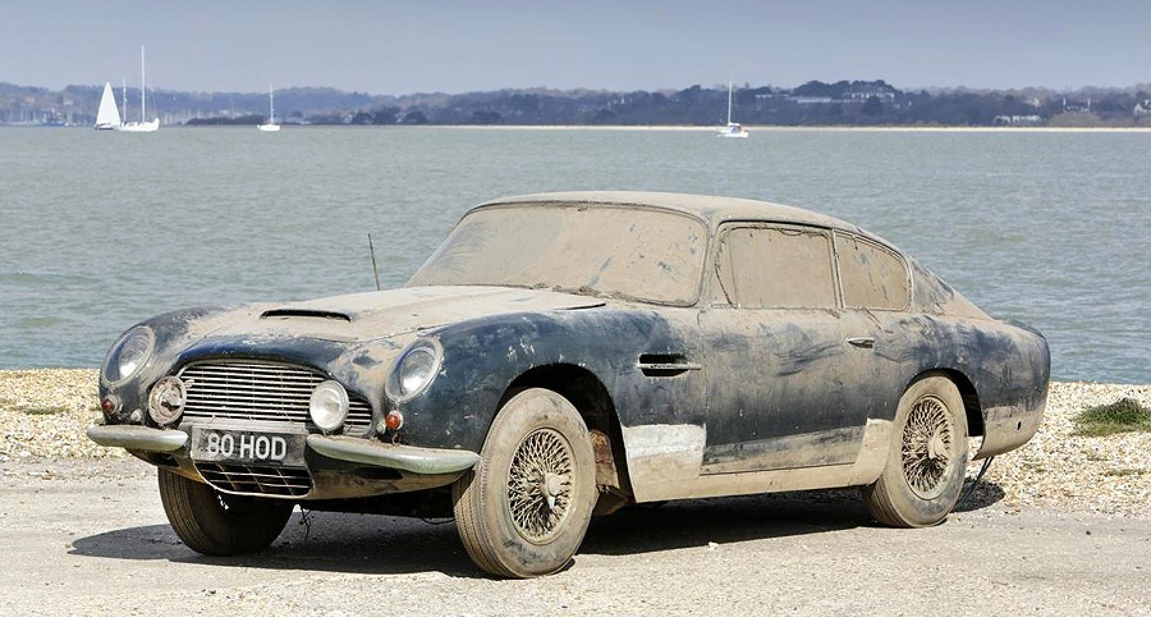 From Dusty To Lusty Our Pick Of Bonhams 2013 Aston Martin Sale Classic Driver Magazine