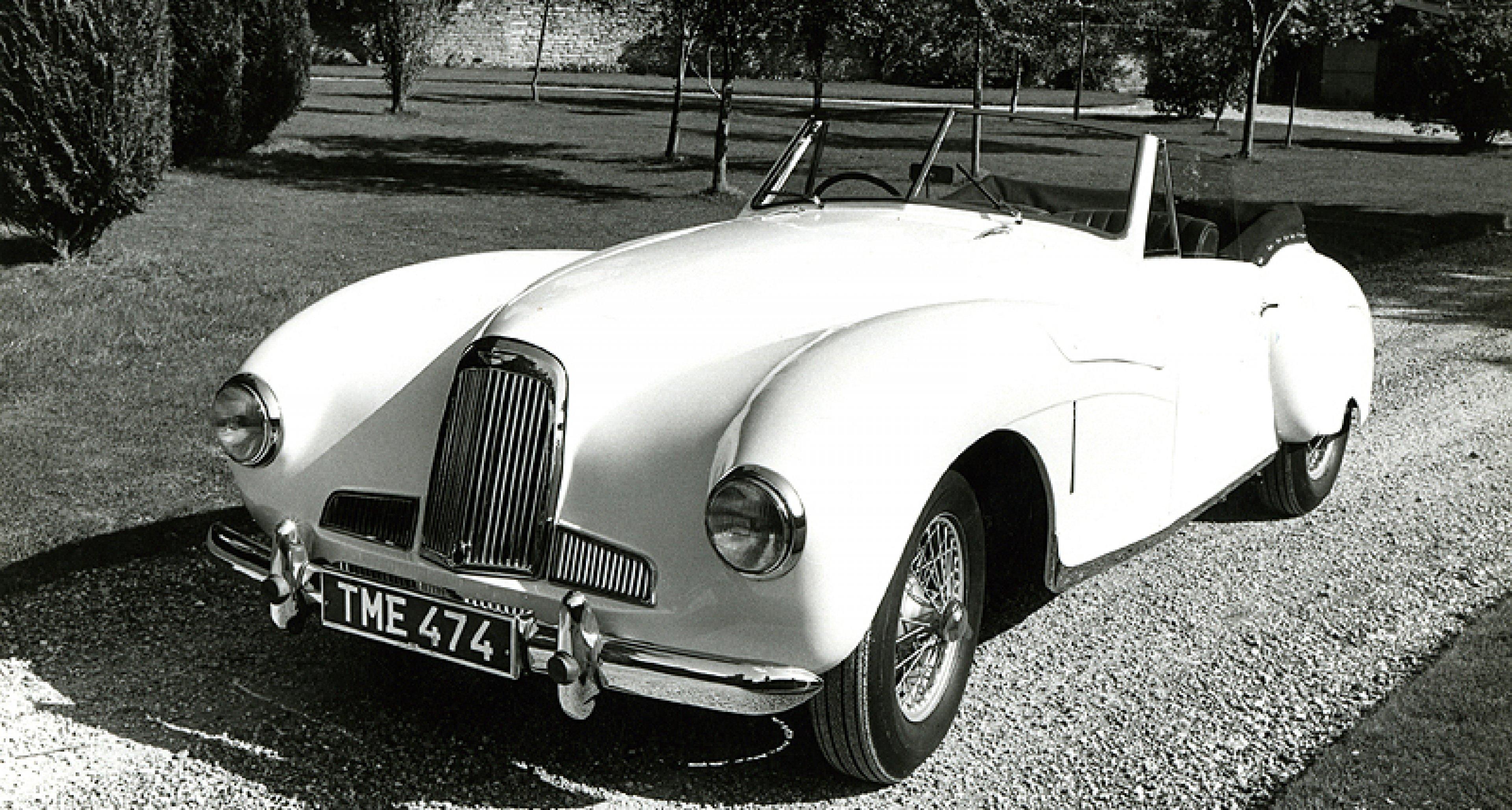 Aston Martins Rennerfolge Die Glorreichen Feltham Jahre Classic Driver Magazine