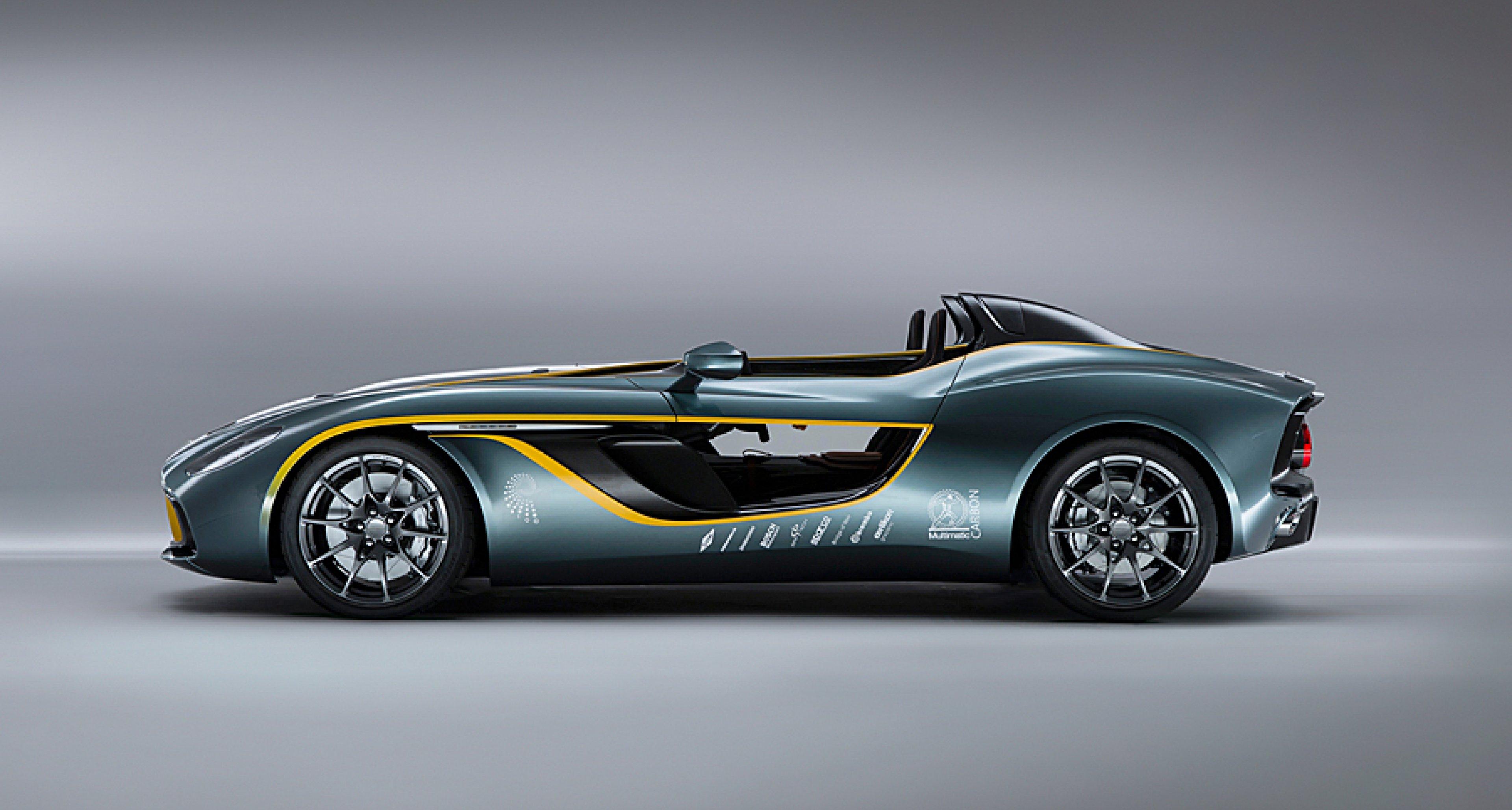 Aston Martin Cc100 Speedster Legendenbildung Classic Driver Magazine
