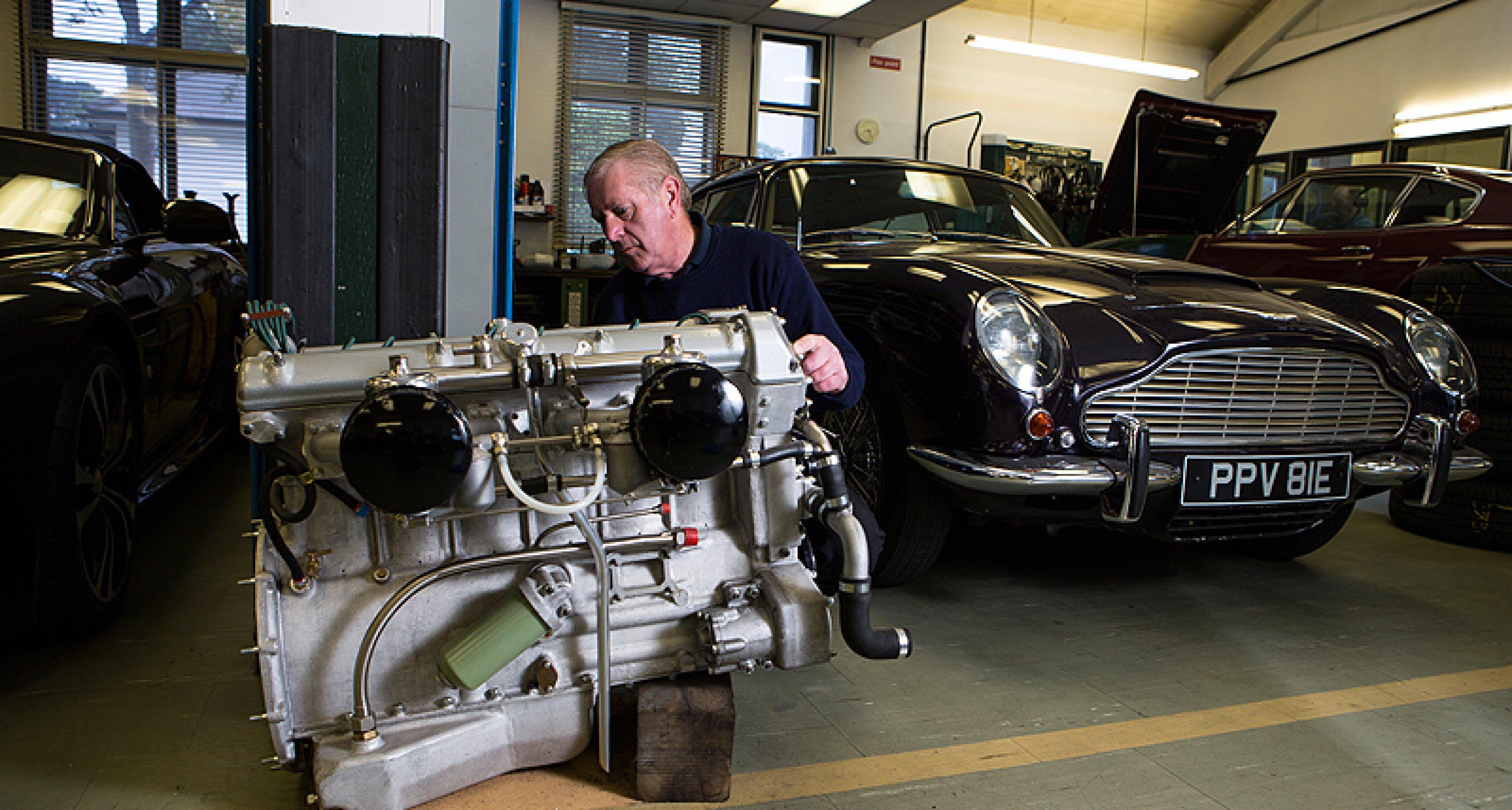 Die Wertvollsten Astons Der Welt Kommen Zu R S Williams Classic Driver Magazine
