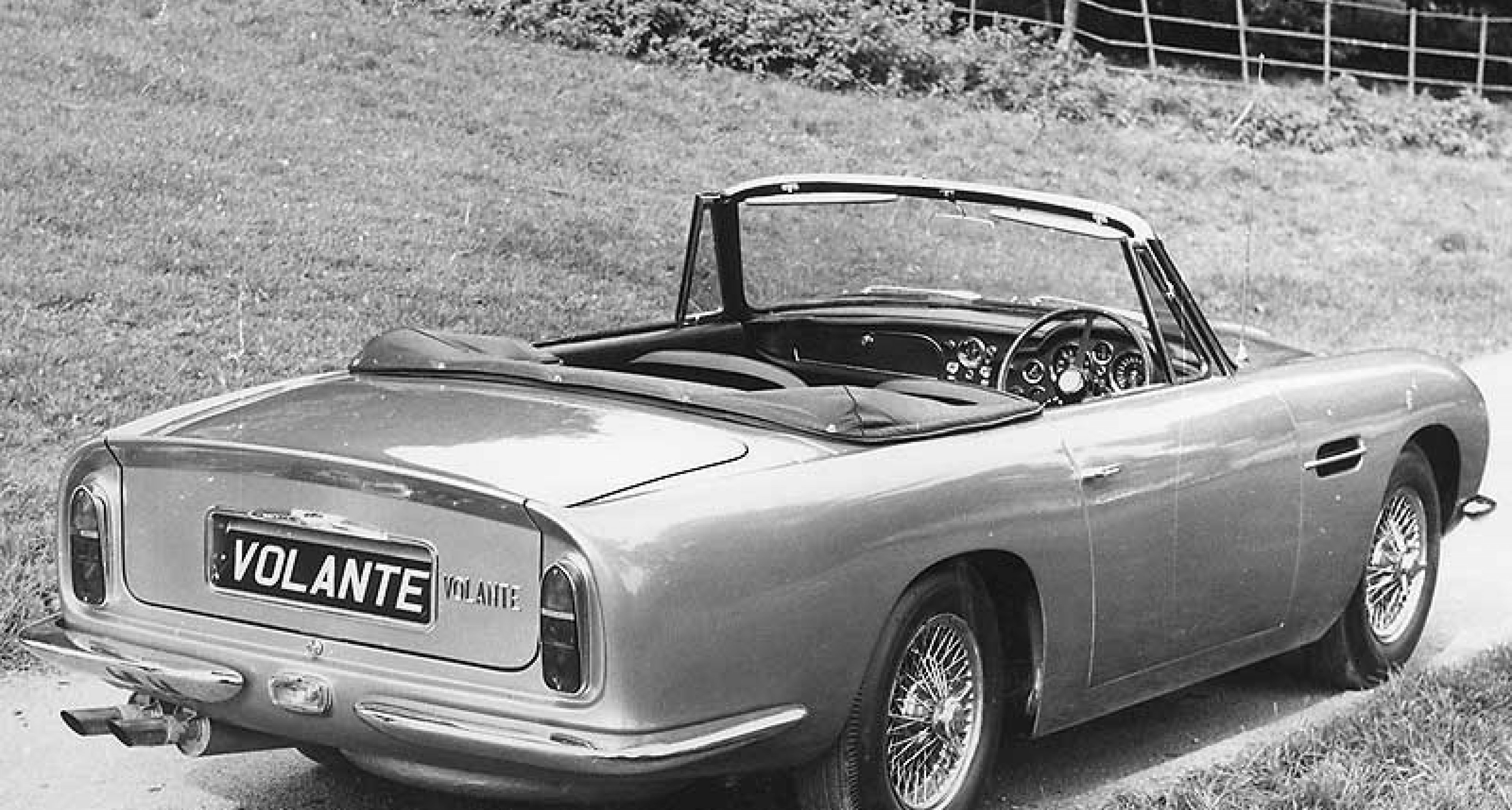 Six Appeal The Newport Pagnell Aston Martins Of The 1960s Classic Driver Magazine