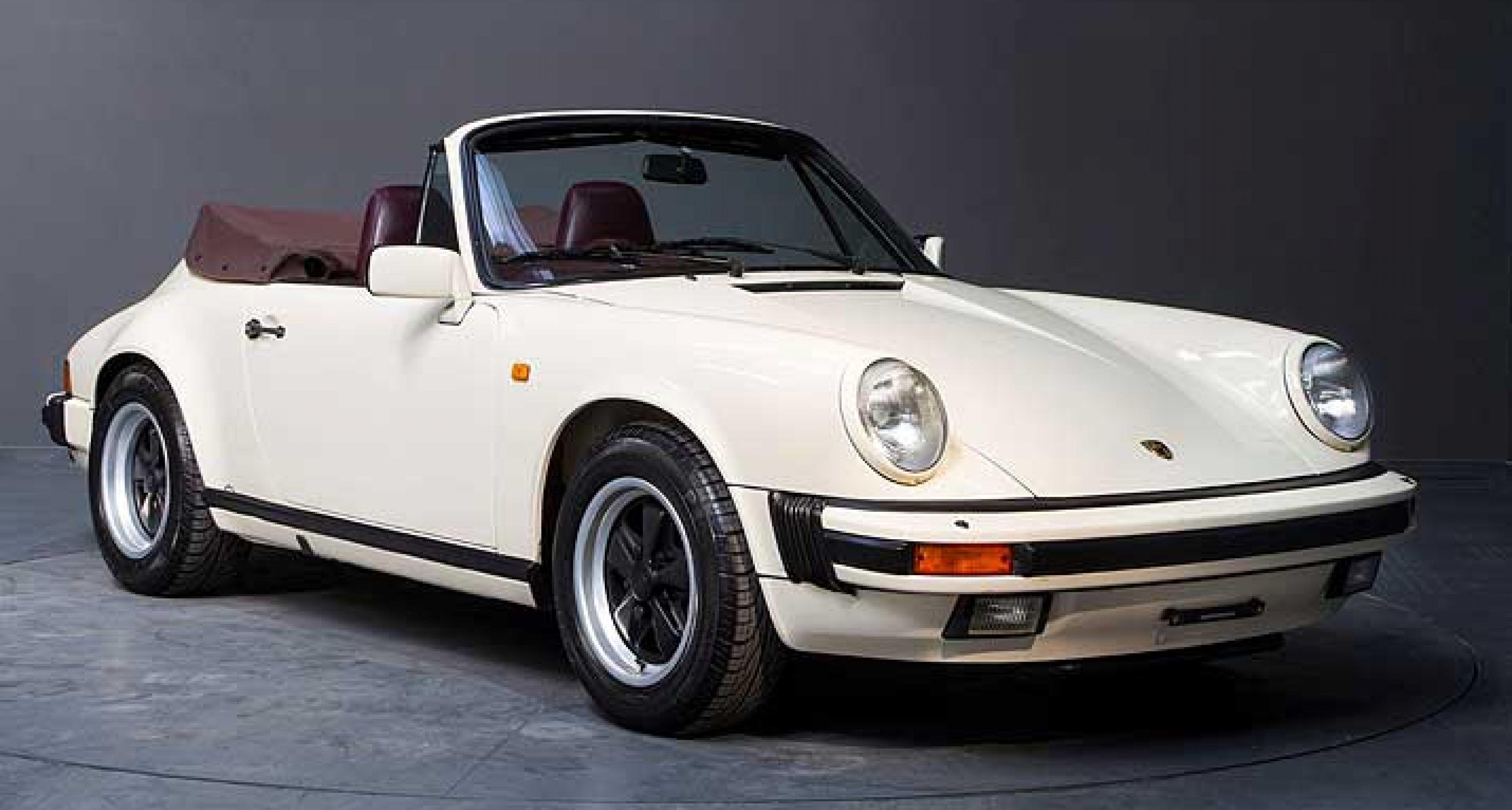 A Smile Every Mile Porsche 911 Carrera Cabriolet Classic Driver Magazine