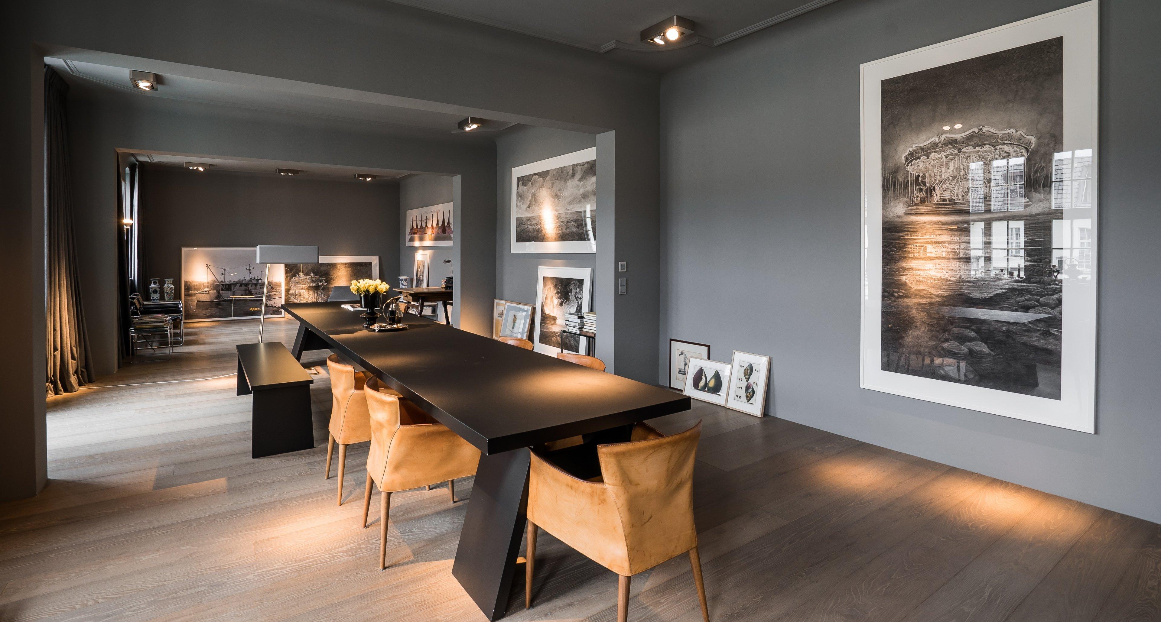 Luxuriöse 4 Zimmer Designer Wohnung Mit Loftcharakter Am Traditionsreichen  Kurfürstendamm!