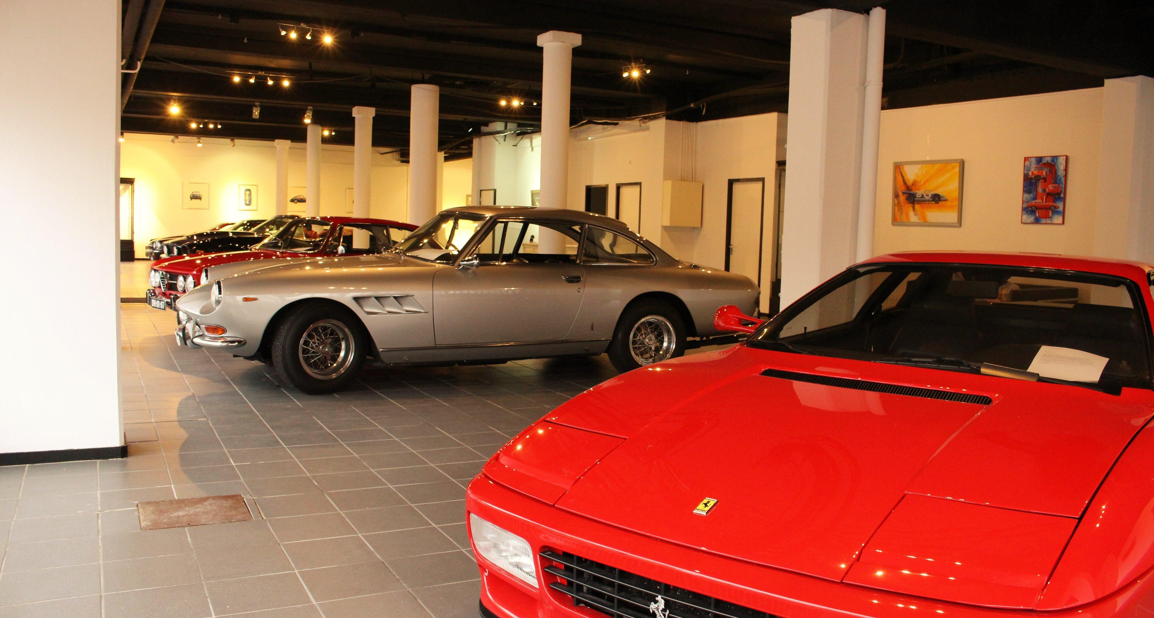 Classic Sports Cars Holland Classic Driver - Classic sports cars