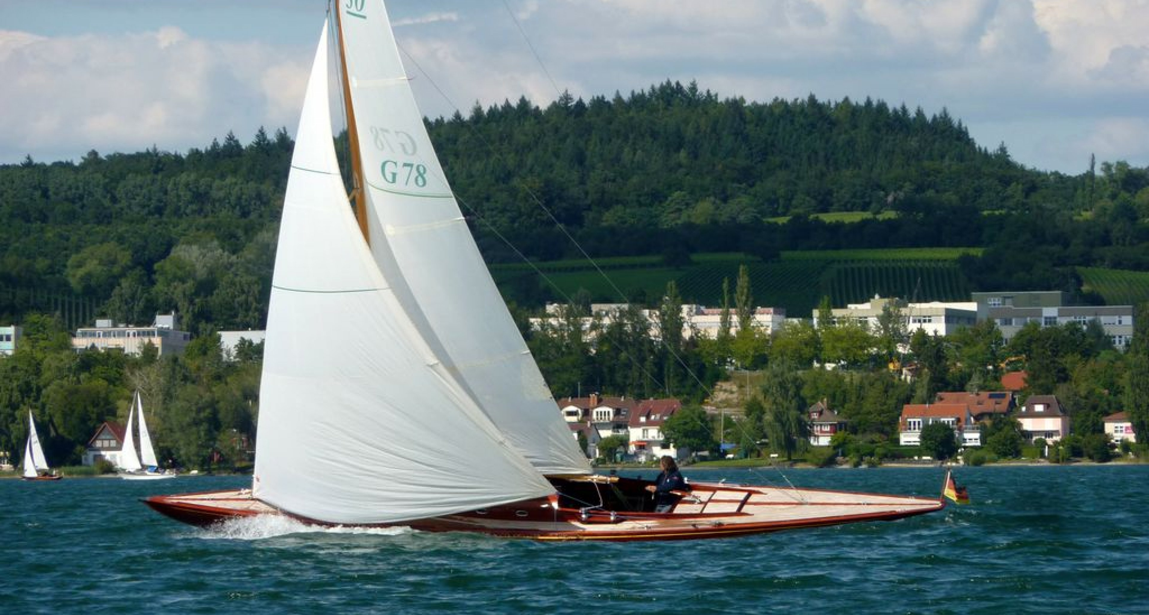 Classic Yachts for sale   Classic Driver