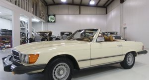 1979 Mercedes-Benz 450SL for sale Daniel Schmitt and Co.