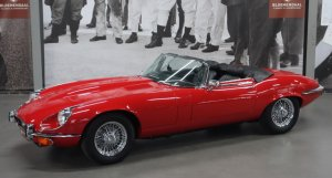 Jaguar E-type SIII Roadster