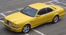 Bentley Continental T Mulliner Personal Commission: Gelbfieber