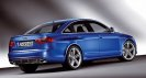 Audi RS 6 Saloon: 572bhp and even quicker than the estate…