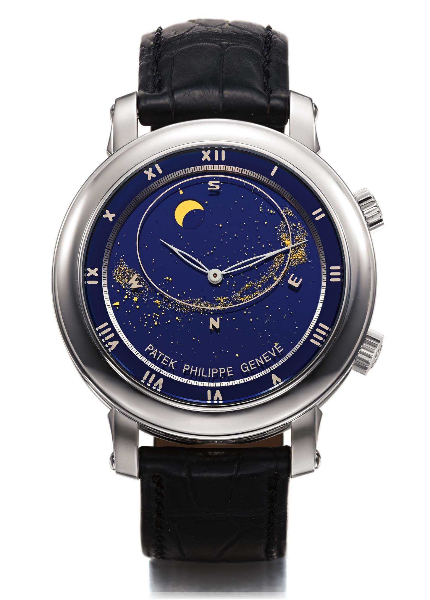 Часы patek philippe no 168